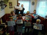 Děti výtvarná práce