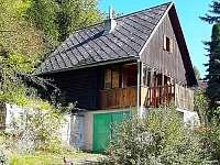 Chata k pronajmutí - dovolená  rekreace Sýkořice
