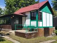 ubytování Pyšely - Borová Lhota Chata k pronájmu