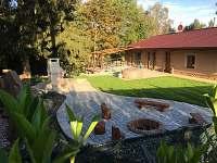 Rekreační dům ubytování v obci Milošovice