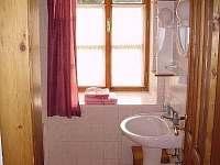 Koupelna s odděleným WC