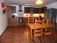 Kuchyně I. apartmán