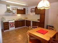 Kuchyně II. apartmán