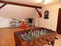Společenská místnost- dětský koutek