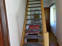 schody po podkroví