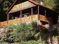 Chata Zrůbek - Slapy - chata ubytování Líchovy - 2