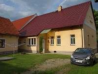 Chalupa k pronajmutí - dovolená Střední Čechy rekreace Pavlíkov