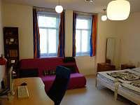 druhá ložnice - pronájem chalupy Pavlíkov