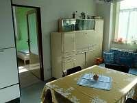kuchyně - chalupa ubytování Pavlíkov