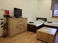 Apartmán pro 5 osob v přízemí - obyvací část - chalupa k pronajmutí Opolany u Poděbrad