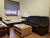 Apartmán pro 5 osob v přízemí - obyvací část - Opolany u Poděbrad