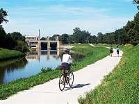 cyklostezka směr Poděbrady