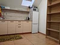 Kuchyň na poschodí - Opolany u Poděbrad