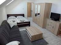 Pokoj pro 3 osoby v podkroví