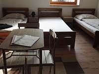 Pokoj pro 3 osoby v přízemí