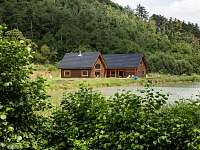 Levné ubytování  Cekovský rybník Srub k pronájmu - Trubín