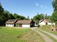 Chalupa ubytování v obci Štičí