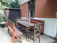 Retro vilka v Podskalí - vila ubytování Rataje nad Sazavou - 5