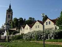 ubytování pro rybaření ve Středních Čechách
