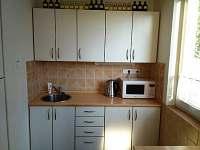 Chata Loužek - kuchyně