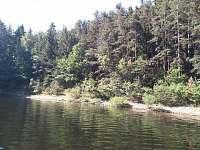 Chata Loužek - zátoka pro rybáře