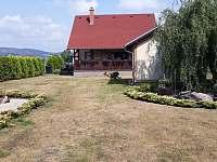 Chata ve mlejně Chodouň