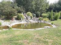 Zahrada - chata k pronájmu Chodouň