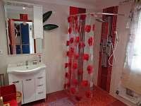 Apartmán Beroun - Koupelna