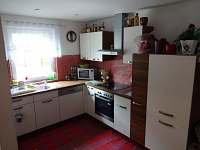 Apartmán Beroun - Kuchyň