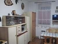 Apartmán 2 - chalupa k pronajmutí Stachy Zadov