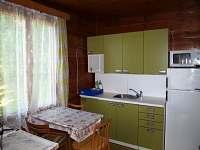 Kuchyně chata č. 18