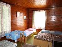 Ložnice chata č. 18