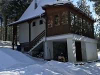 ubytování Lyžařský areál Großen Arber / Velký Javor na chatě k pronájmu - Železná Ruda