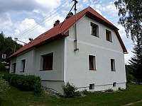 Nová Pec ubytování pro 17 až 20 osob  pronajmutí