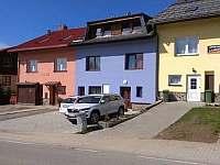 Apartmán ubytování v obci Dřešín