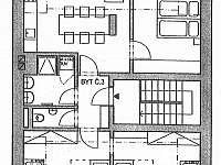 Kvilda - apartmán k pronájmu - 22