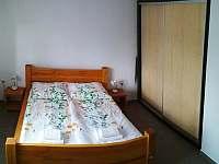 ložnice 1. - apartmán k pronájmu Modrava