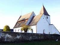 Albrechtice - nejstarší kostel v kraji