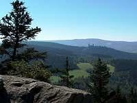 Pohled ze Sedla
