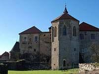 Švihov - vodní hrad