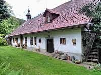 ubytování Lyžařský areál Hartmanice na chalupě k pronájmu - Nuzerov