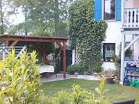 Na rozkvetlé zahradě Parniku