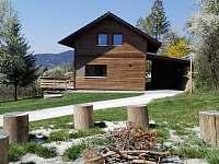 Chata ubytování v obci Dobrš