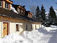 Apartmán na horách - zimní dovolená Nová Hůrka u Železé Rudy