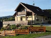 ubytování Hojsova Stráž v apartmánu na horách