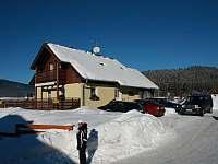 Pronájem chaty v zimě, K Samotám Železná Ruda