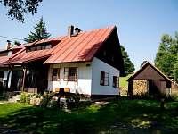 Levné ubytování na Šumavě Chalupa k pronajmutí - Staré Srní