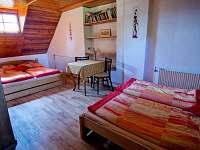Penzion Katka - chalupa ubytování Staré Srní - 5