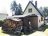 ubytování v chatě v Hůrce - pronájem Hůrka