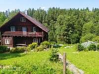 Chata Otík - Šumava - chata ubytování Kašperské Hory - Opolenec - 2